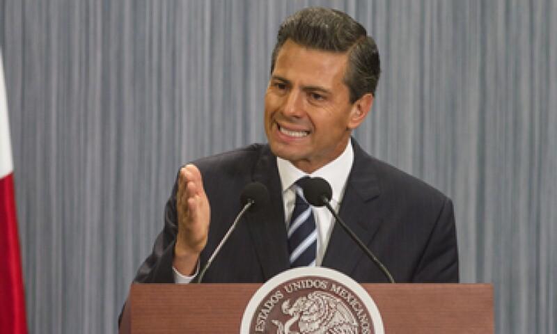 Las preguntas de Cuarón enriquecen el debate, afirmó Peña Nieto. (Foto: Cuartoscuro)