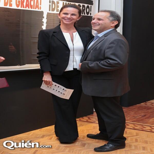 Fernanda González, Héctor Alonso