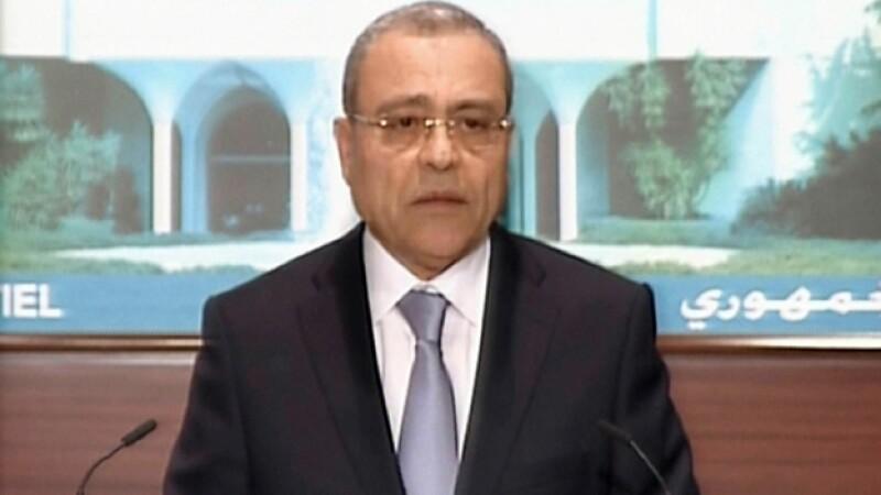Suhail Bawji, secretario general del Consejo de Ministros libaneses