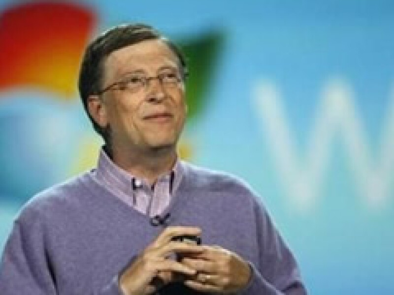 Bill Gates resaltó su confianza en el desarrollo tecnológico de EU. (Foto: Archivo)