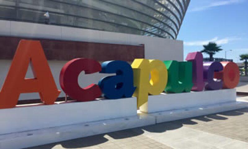 Al Tianguis Turístico de Acapulco asistieron 690 empresas compradoras. (Foto: Notimex )