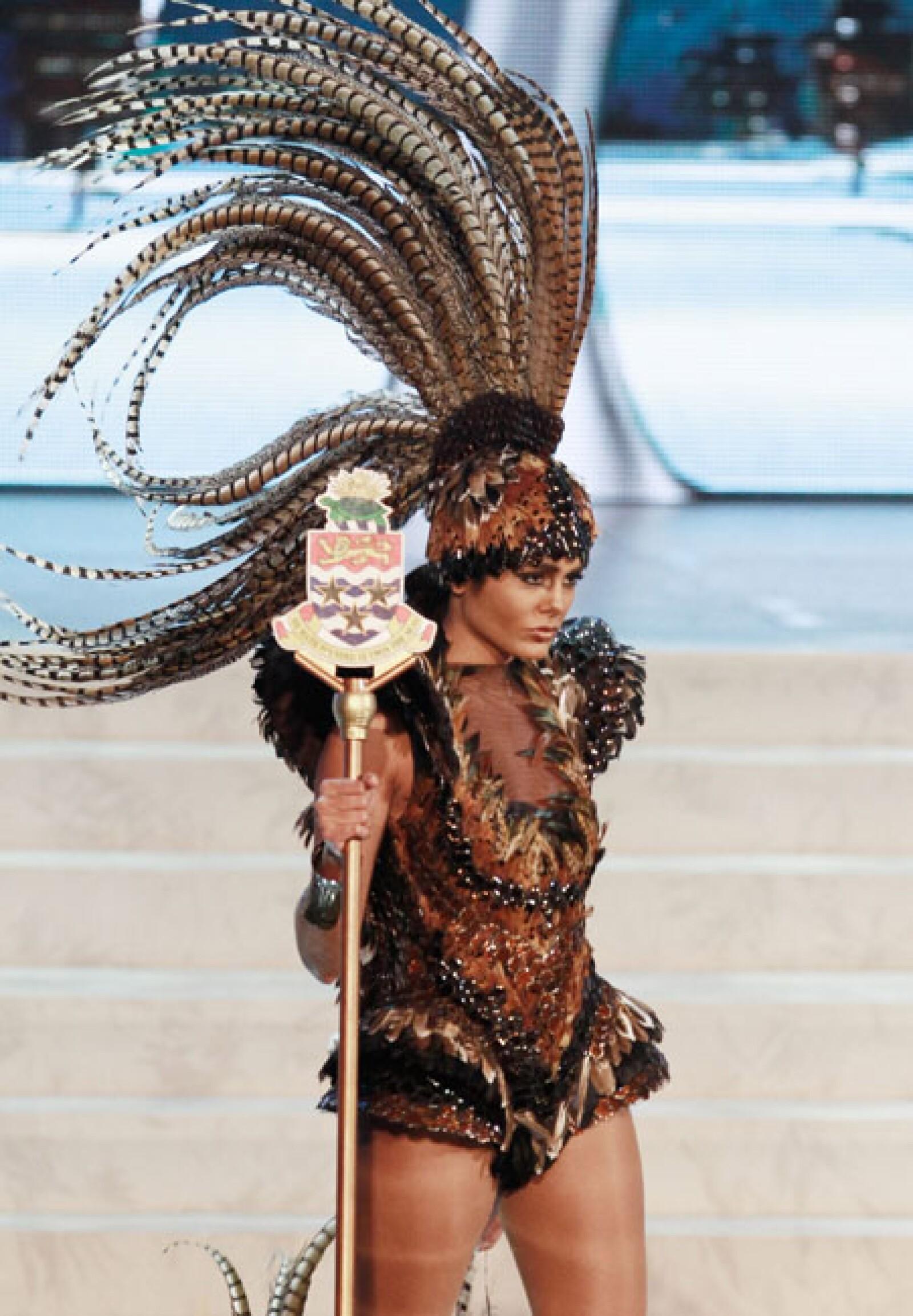 Miss Islas Caimán, Lindsay Japal