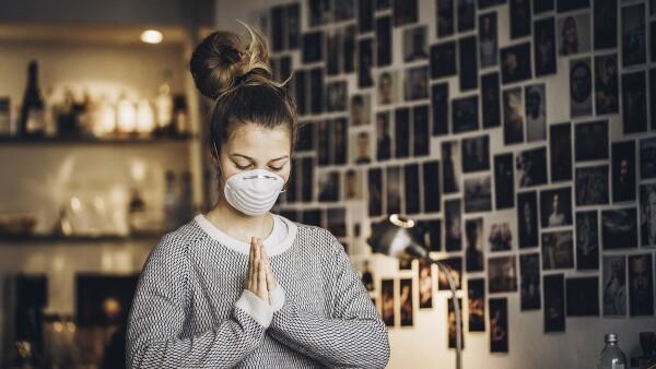 Meditación - coronavirus - pandemia - confinamiento - cuarentena