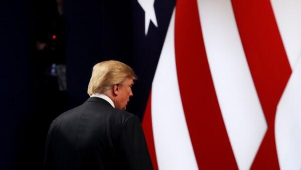 ¿Habrá un presidente Trump?