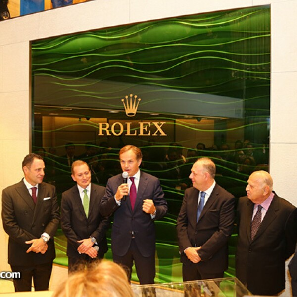 Sergio Berger,Gonzalo Álvarez,Jean Frédéric Dufour,Ari Berger,Maurice Berger y Benoit Falletti