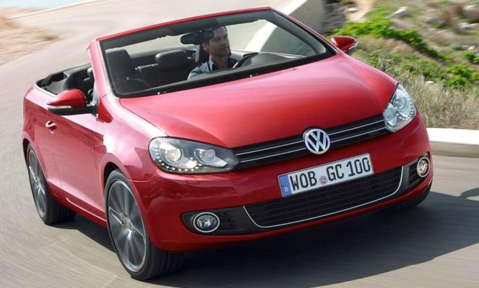 El nuevo Cabriolet de la firma alemana Volkswagen retoma el espíritu deportivo de su modelo Eos, con un diseño más deportivo y enfocado al alto desempeño.