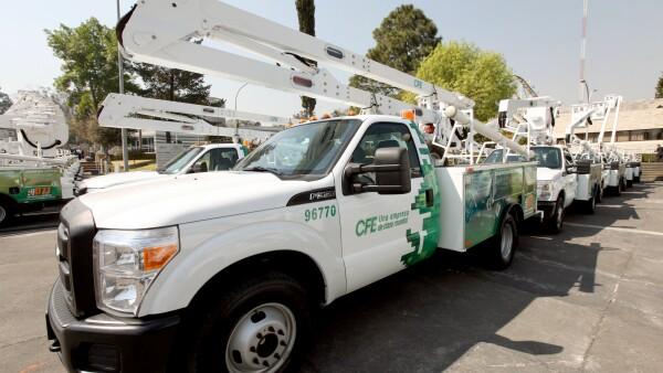 CFE y Pemex son entidades que otorgan en arrendamiento miles de vehículos al año.