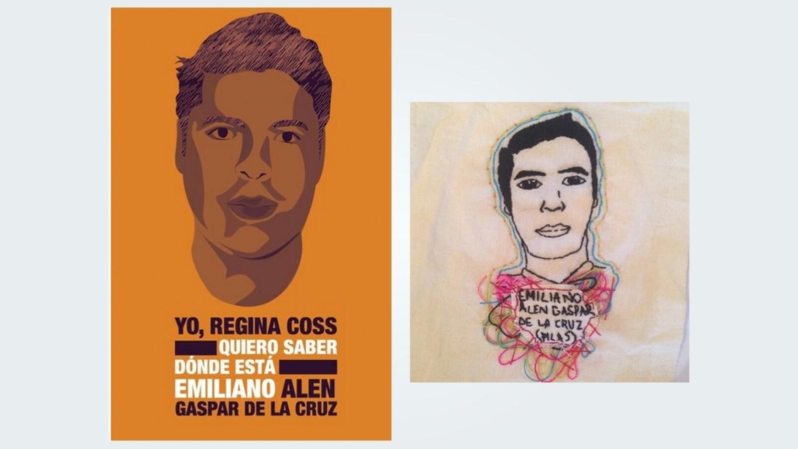 Emilio Alen Gaspar Ayotzinapa