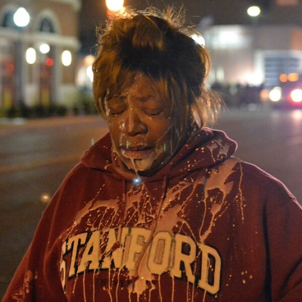 Ferguson, protestas