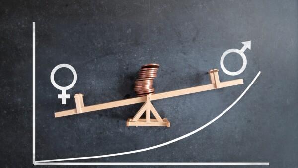 brecha genero