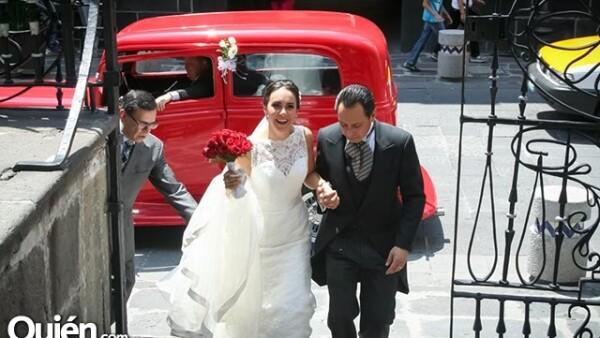 Andrea y Mariano Martínez
