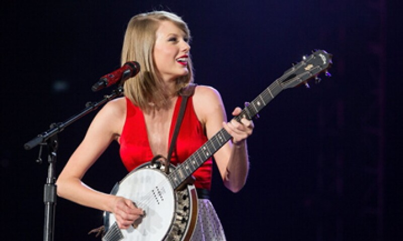 Swift retiró todo su catálogo de Spotify. (Foto: Getty Images)