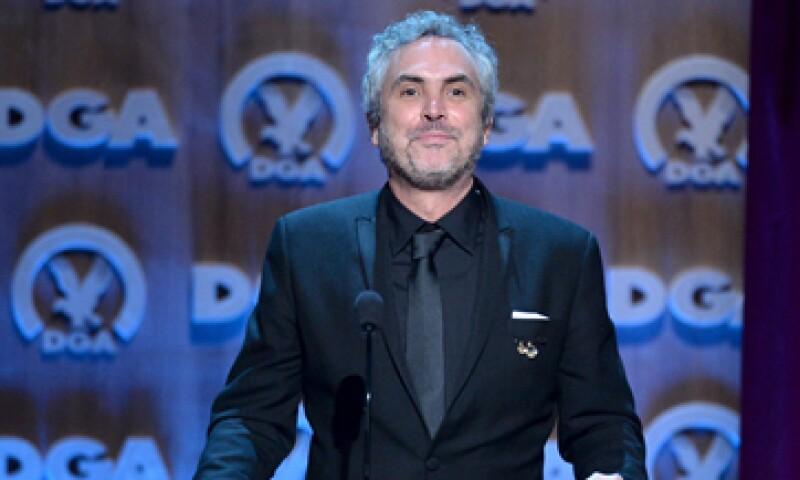 Cuarón dijo que era un honor y que estaba orgulloso. (Foto: Getty Images)