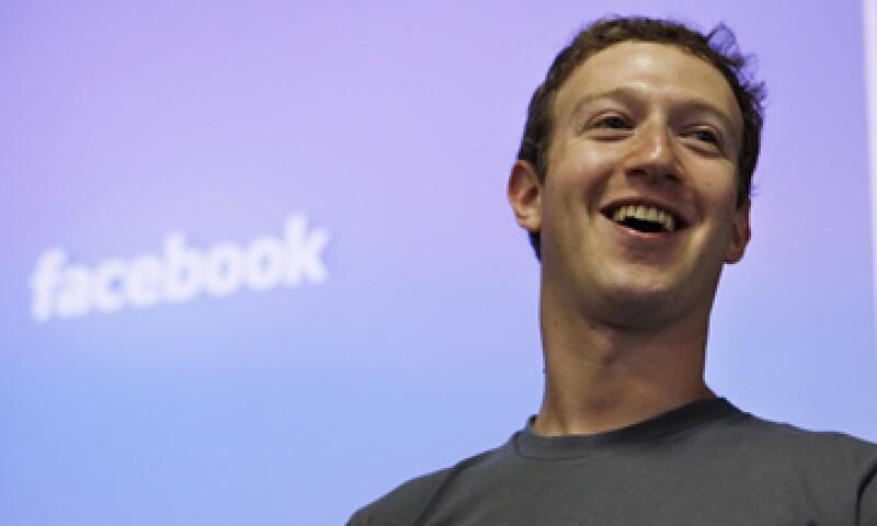 La codirección es un modelo que no funcionó bien para el CEO de Facebook, Mark Zuckerberg, y su cofundador, Eduardo Saverin, cuya relación terminó en una demanda. (Foto: Archivo AP)