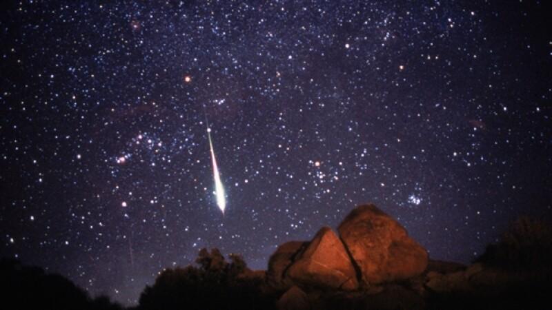 Leonidas lluvia de meteoros 1998