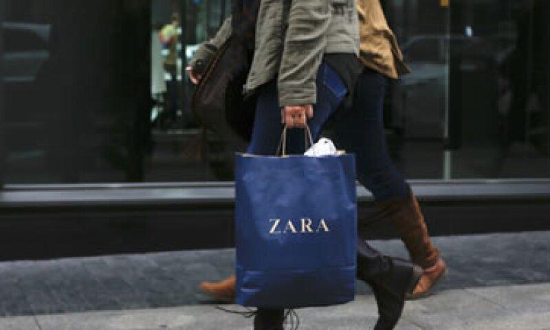 Inditex reportó que tiene 6,340 tiendas en 87 mercados. (Foto: Reuters)