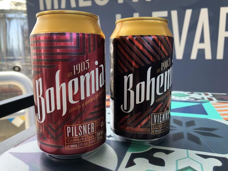 Cerveza Bohemia lanza su nueva presentación en lata