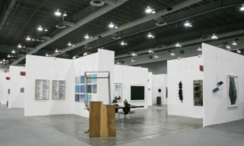 También están presentes obras de Siqueiros, Matisse y Leonora Carrington, entre otros.  (Foto: www.zonamaco.com)