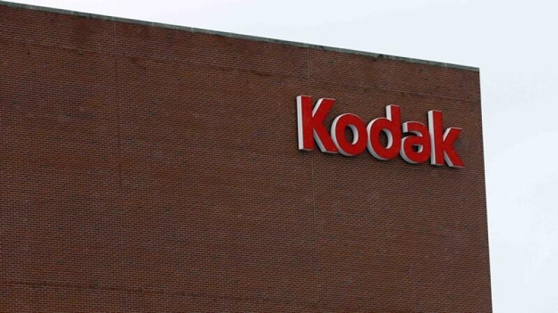 logo de una fabrica de kodak
