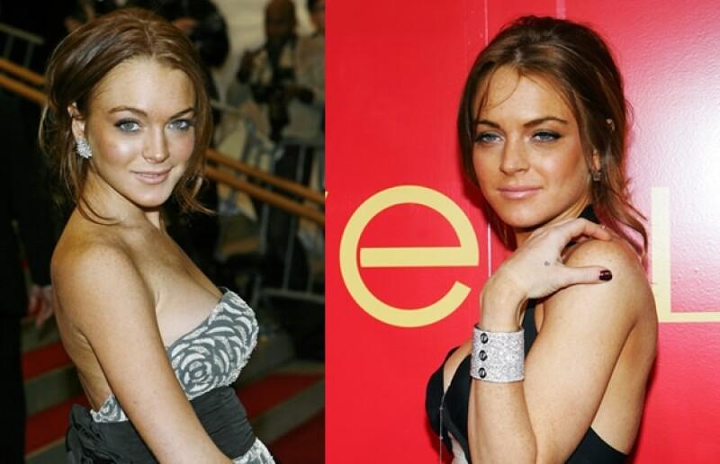 En 2001, Lohan inició su carrera musical con Emilio Estefan Jr.