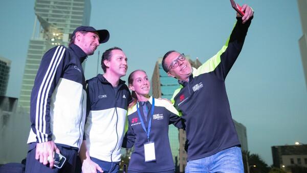 Medio Maratón CDMX 2017