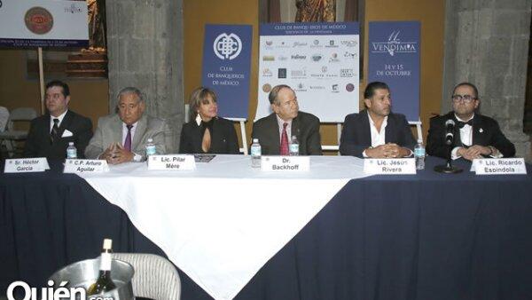 Héctor García,Arturo Aguilar,Pilar Mére,Hans Backhoff,Jesús Rivera,Ricardo Espindola