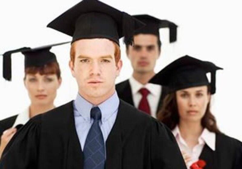 Cerca de 2.1 millones de mexicanos cursa actualmente una carrera universitaria en México. (Foto: Jupiter Images)