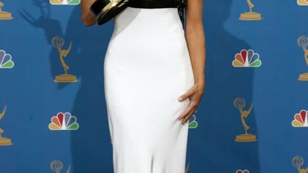 Julia Louis-Dreyfus está nominada por Veep. Aquí en 2006.