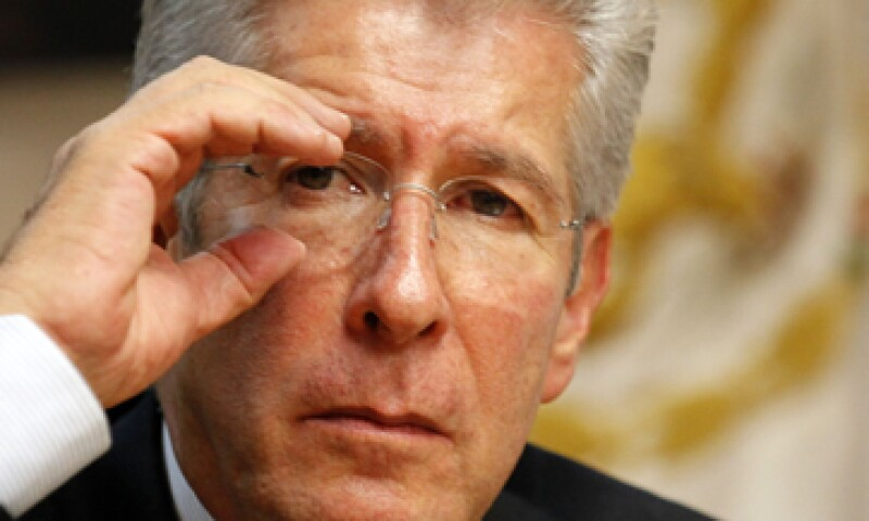 El titular de la SCT, Gerardo Ruiz Esparza, dijo que la reforma abacará con el rezago en telecomunicaciones. (Foto: Notimex)