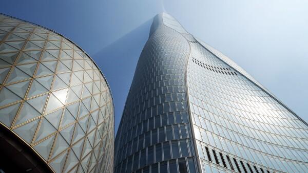 Centro de Finanzas Tianjin