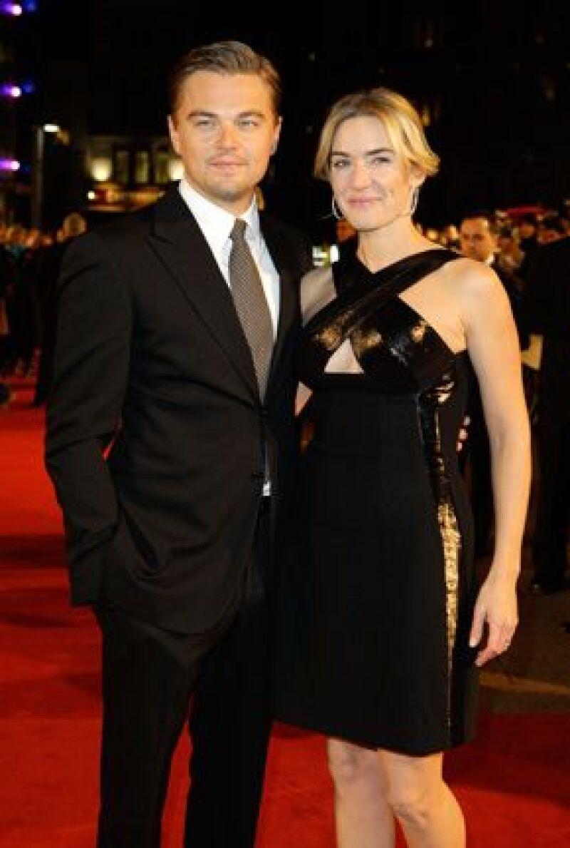 La actriz asegura que pasa tanto tiempo hablando sobre Leonardo que ha comenzado a confundirlo con Sam Mendes.