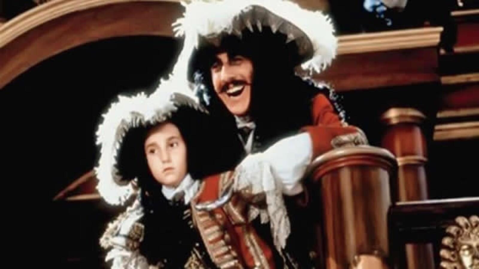 Hook: el retorno del capitán Garfio (1991)