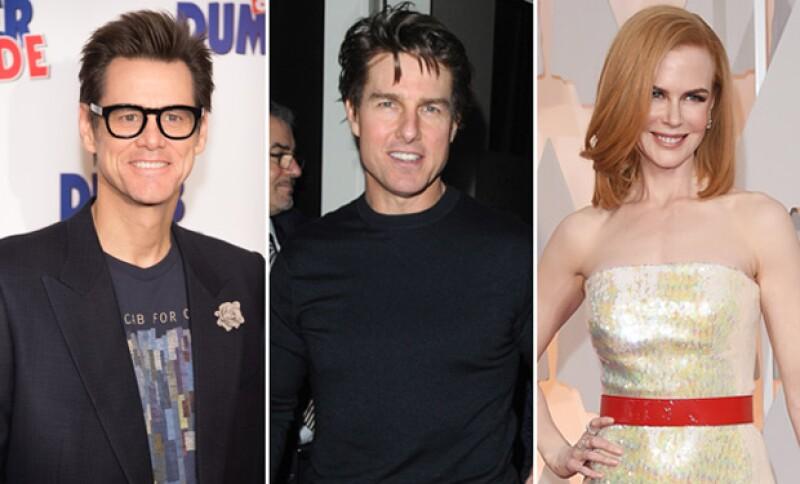 Algunos de estos famosos han sido golpeados por el destino, por lo que decidieron dar algo de sí para el mundo.