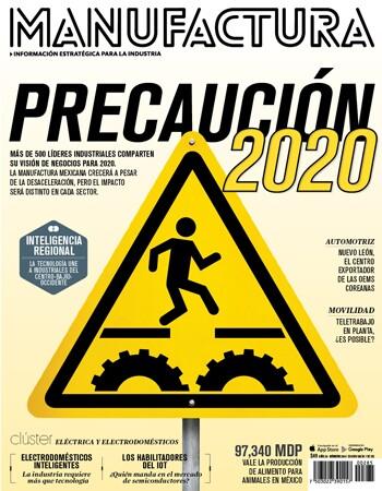 Cuidado 2020 / Portada Manufactura Noviembre 2019
