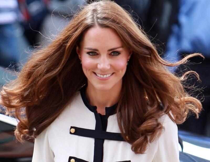 Kate, duquesa de Cambridge.
