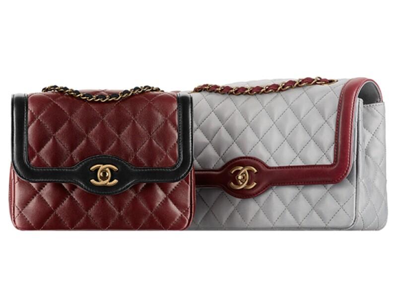 Bolsas Chanel de la colección Crucero 2015/16.