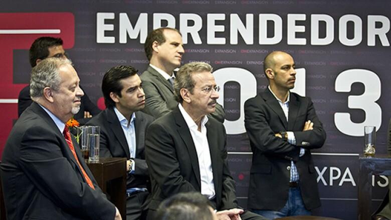 El 28 de mayo la revista Expansión y el sitio CNNExpansión presentaron a los veinte finalistas del proceso Emprendedores 2013; solo dos de ellos, en su respectiva categoría serán los ganadores y aparecerán en la portada de la publicación impresa.