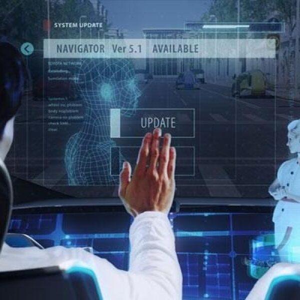 Otras funciones del Fun Vii pueden ser utilizadas desde el exterior del vehículo mediante un smartphone u otro dispositivo de comunicación.