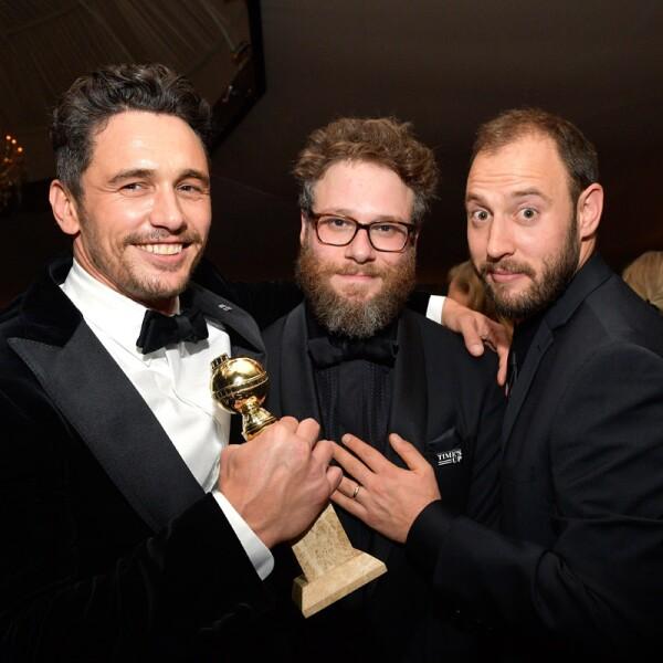 Golden Globes 18