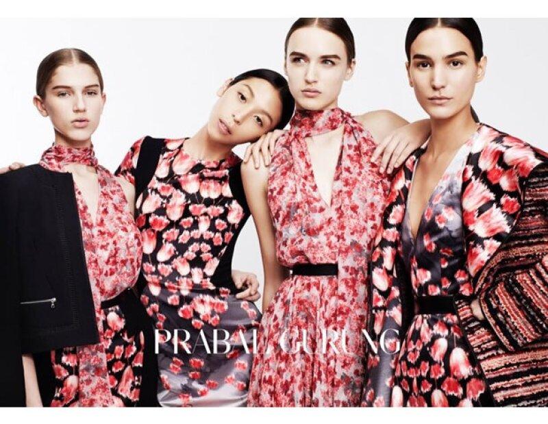 Issa Lish cada vez más se establece como una modelo de talla internacional.