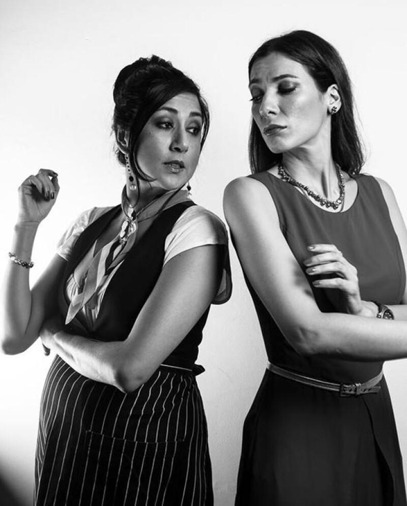 Cecilia comparte créditos con Laura de Ita en el montaje.