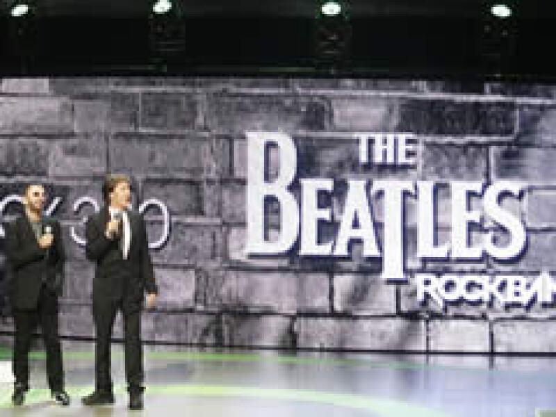 McCartney y Starr estuvieron acompañados de Yoko Ono Lennon y Olivia Harrison, las viudas de John y George. (Foto: Reuters)