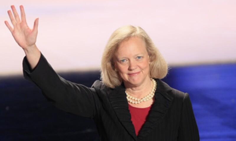 HP considerará dos o tres pequeñas adquisiciones de software en 2012, según su CEO, Meg Whitman. (Foto: AP)
