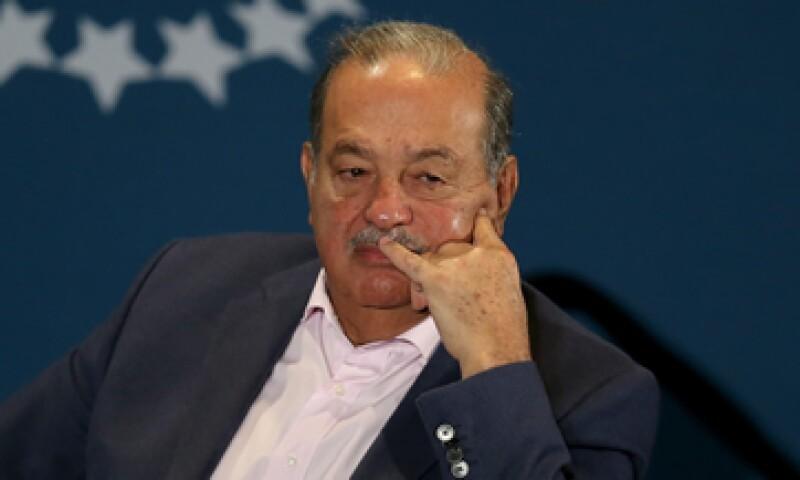 La empresa de Slim anunció que propondrá a sus accionistas la escisión de activos. (Foto: Getty Images )