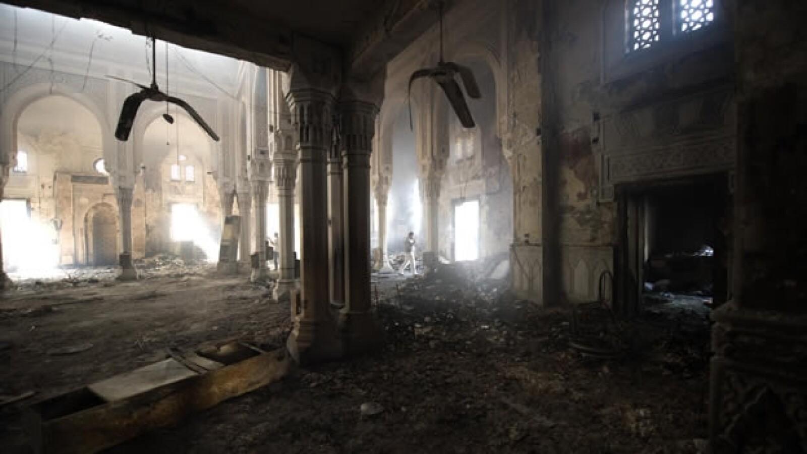 El Cairo tras el día más violento en décadas
