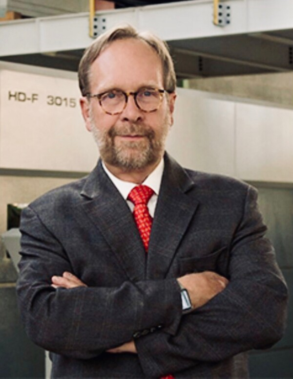 Ulrich Thoma, presidente del Clúster Automotriz de la Zona Centro (Clauz)