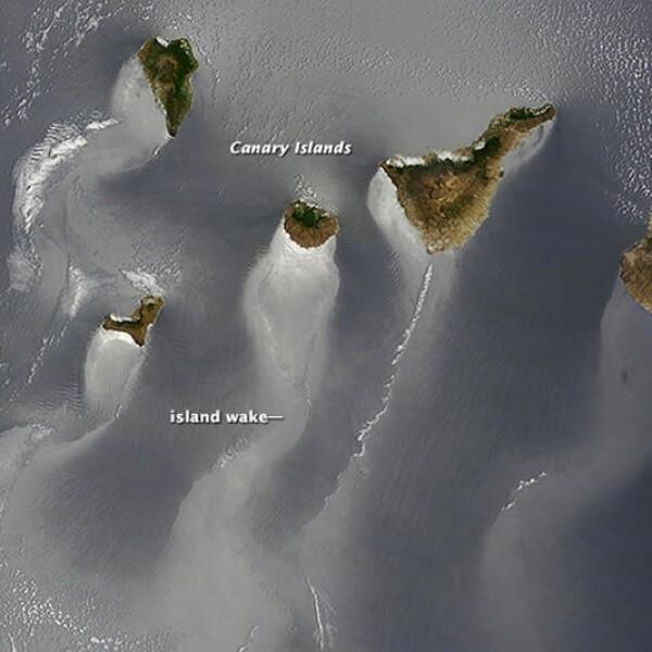 islas canarias NASA