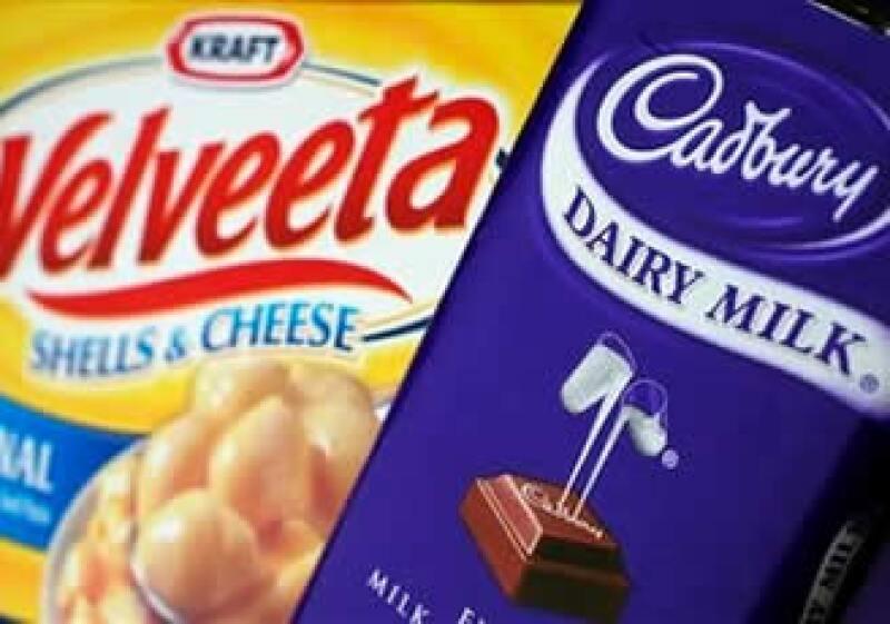 La estadounidense Kraft acordó adquirir a la dulcera británica Cadbury por 18,600 millones de dólares. (Foto: AP)