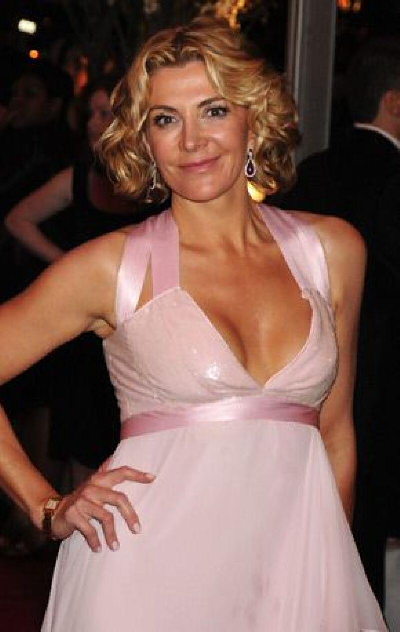 La última película de la actriz fue la comedia `Wild Child´, protagonizada por Emma Roberts, y se tiene previsto que llegue a las salas cinematográficas de España en abril próximo.