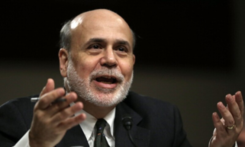 El titular de la institución, Ben Bernanke, sacude a los inversionistas sobre el posible fin del QE en cada intervención. (Foto: Getty Images)